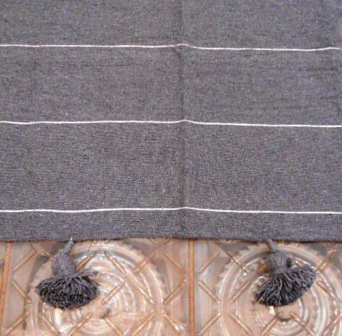 Couverture Laine et Coton